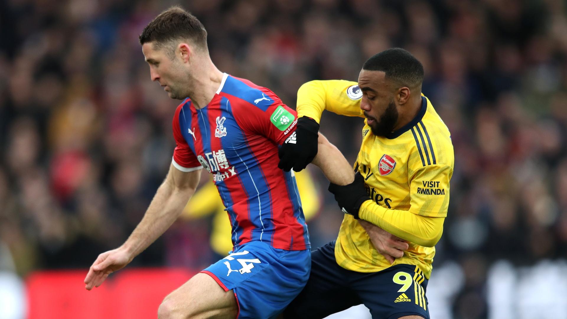 Premier League: Arsenal, à 10, rechute à Crystal Palace (1-1)