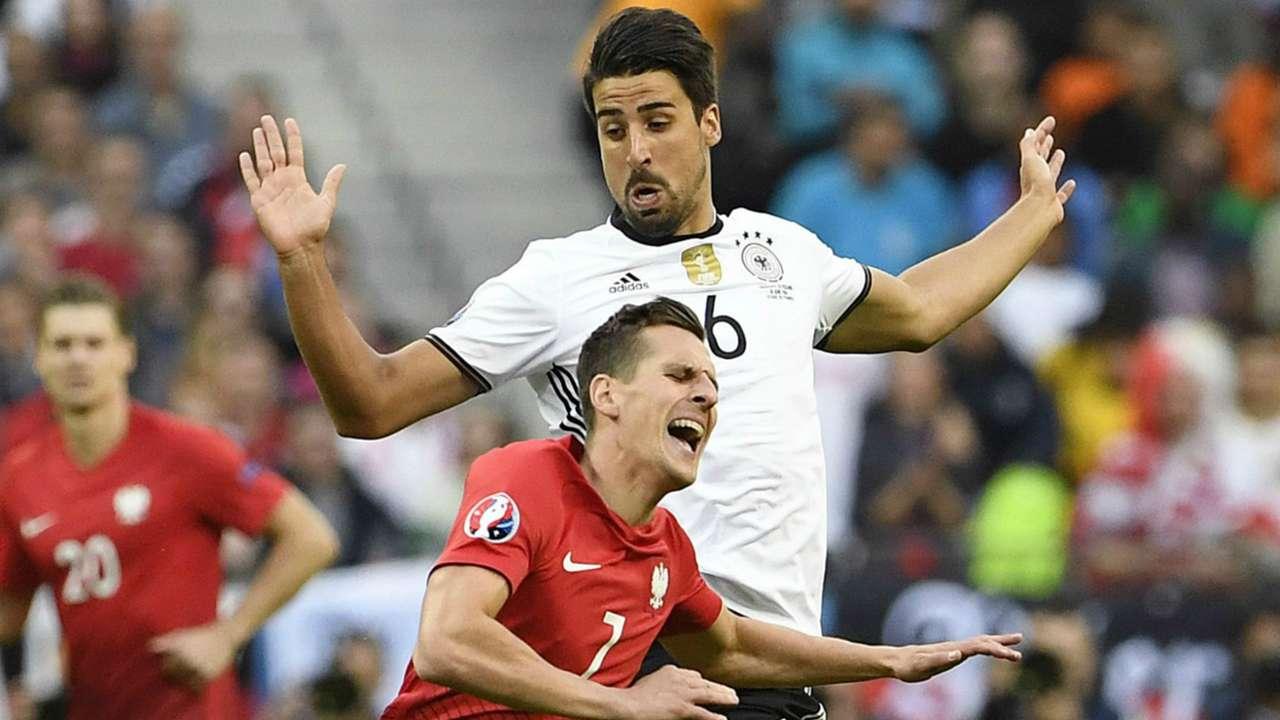 Sami Khedira Germany Euro 2016