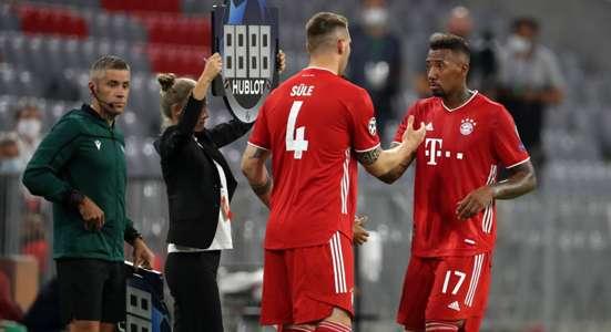 (Chung kết C1) Bayern đón tin vui từ Boateng & Pavard | Goal.com