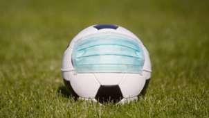 futbol koronavirus tema