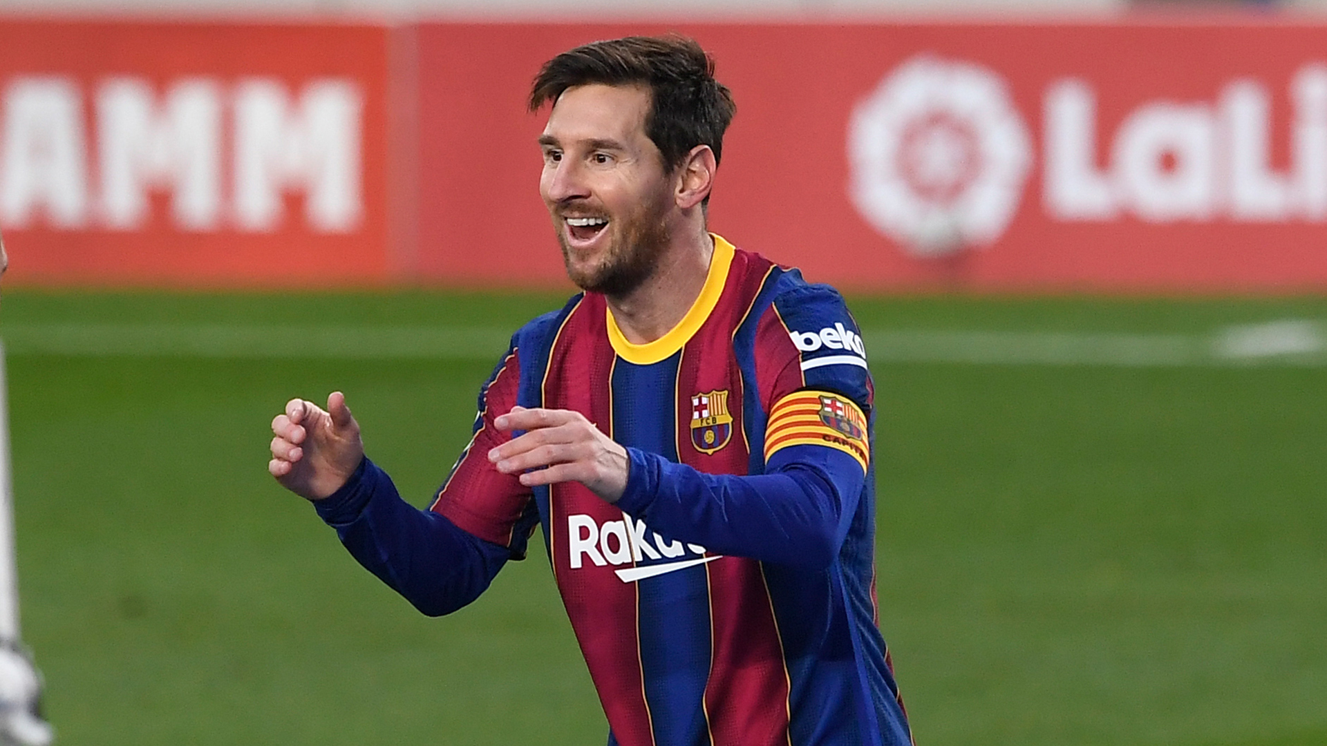 Barcelona presidential candidate could rename Camp Nou after Messi
