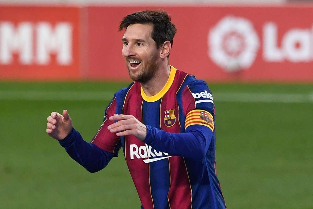 Barcelona có thể đổi tên Camp Nou thành SVĐ Lionel Messi | Goal.com