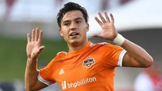 Erick Torres Cubo Houston Dynamo