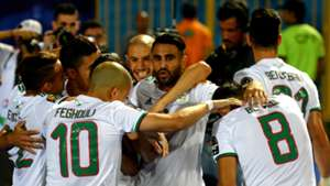 Mahrez brace inspires Algeria to Colombia rout