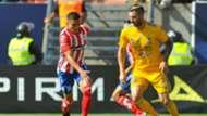 Atlético San Luis Tigres Luis Reyes André-Pierre Gignac