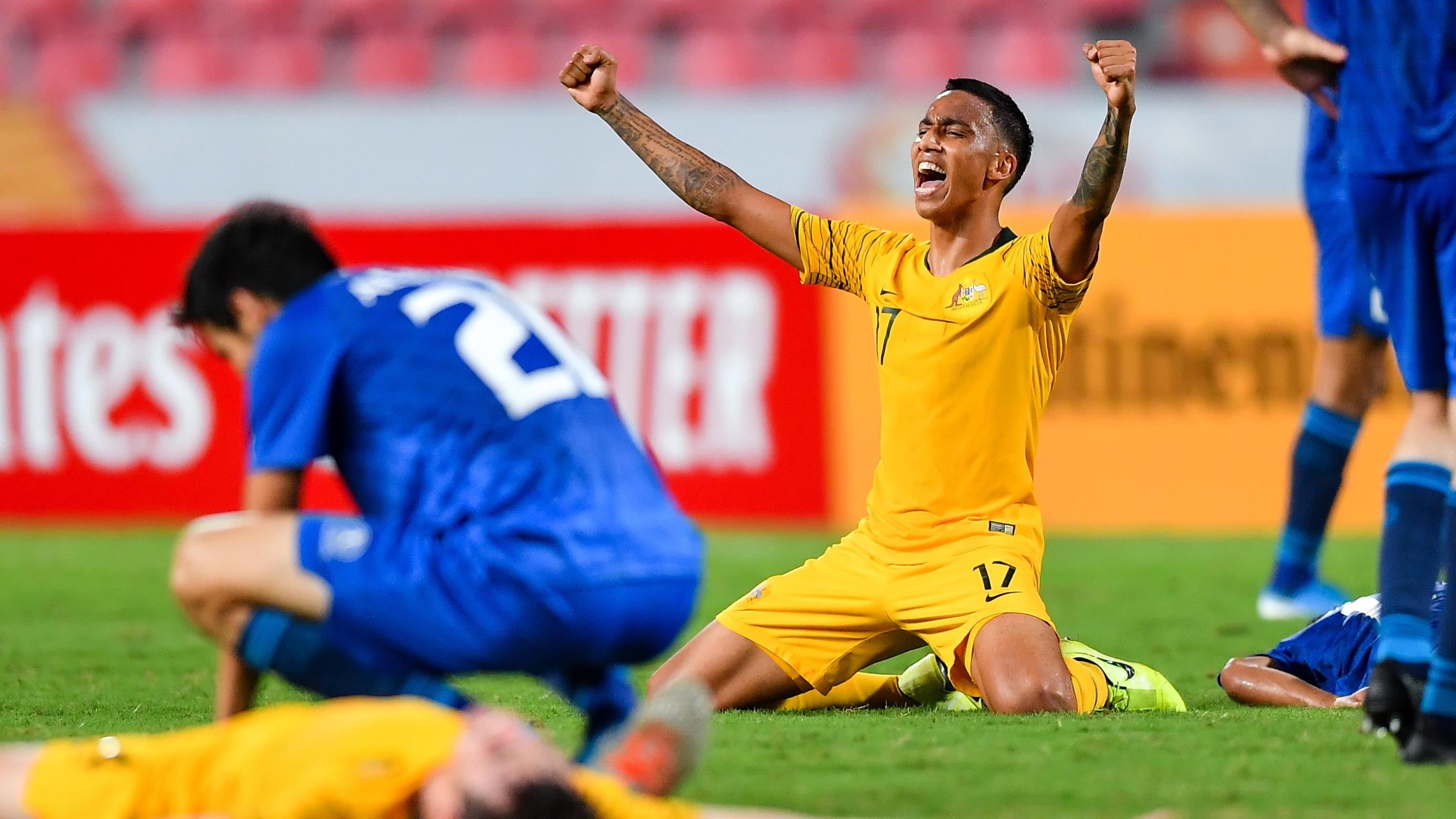 A-League and Australian football news LIVE: Olyroos secure spot at 2020 Olympics