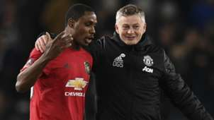 Odion Ighalo Ole Gunnar Solskjaer Manchester United 2019-20
