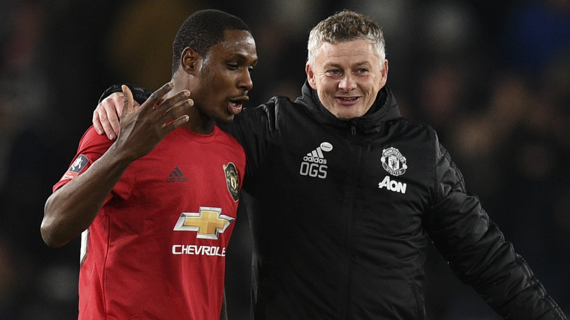 Solskjaer gives update on Ighalo's Manchester United future