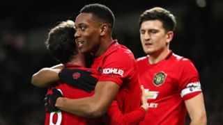 Anthony Martial Man Utd 2020