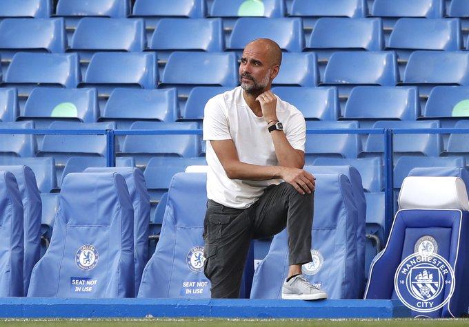 """Guardiola : """"Nous ferons une haie d'honneur à Liverpool"""""""