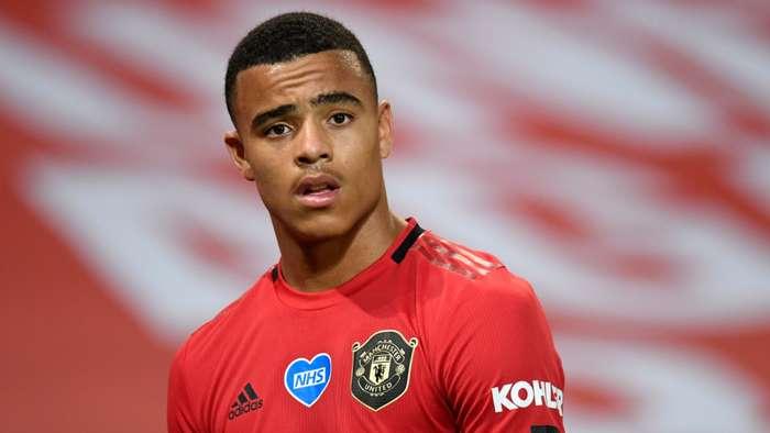 Mason Greenwood Manchester United 2019-20