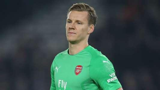 Injured Arsenal Goalkeeper Bernd Leno Pulls Out Of Germany