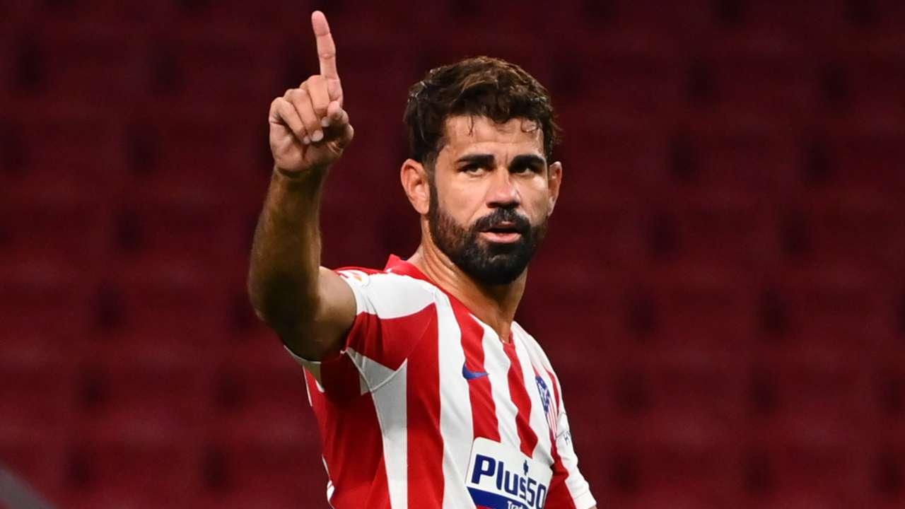 Diego Costa, Atletico Madrid 2020-21