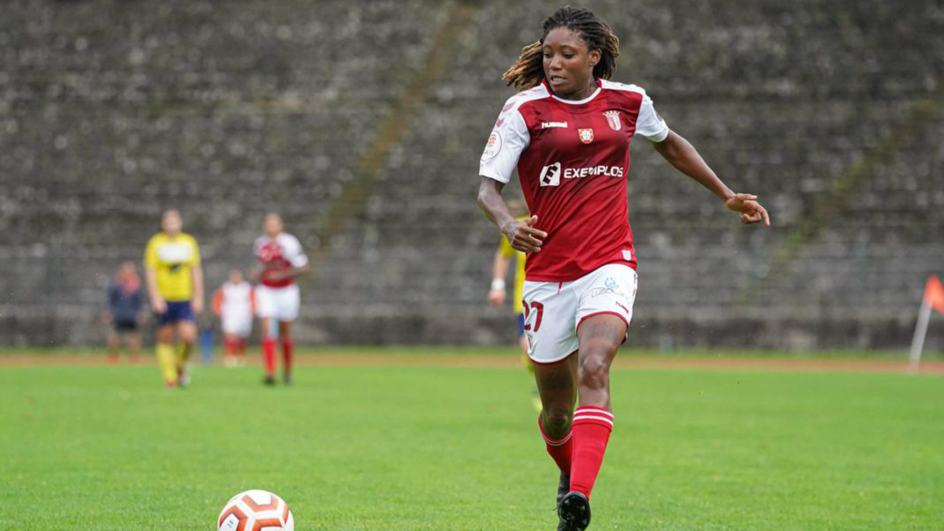 Machia: Cameroon striker leads Braga to victory over Sporting CP