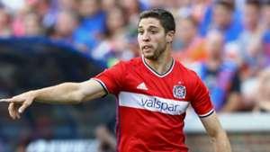 Matt Polster Chicago Fire MLS