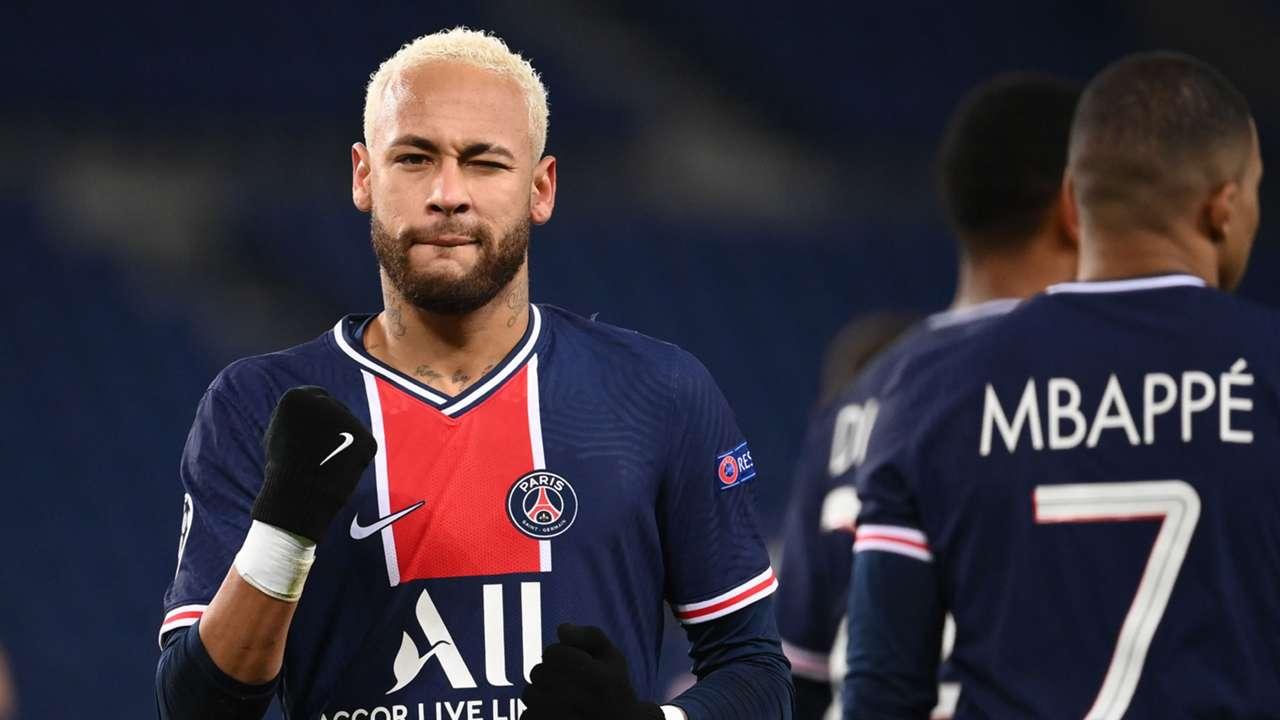 Neymar Kylian Mbappe PSG 2020-21