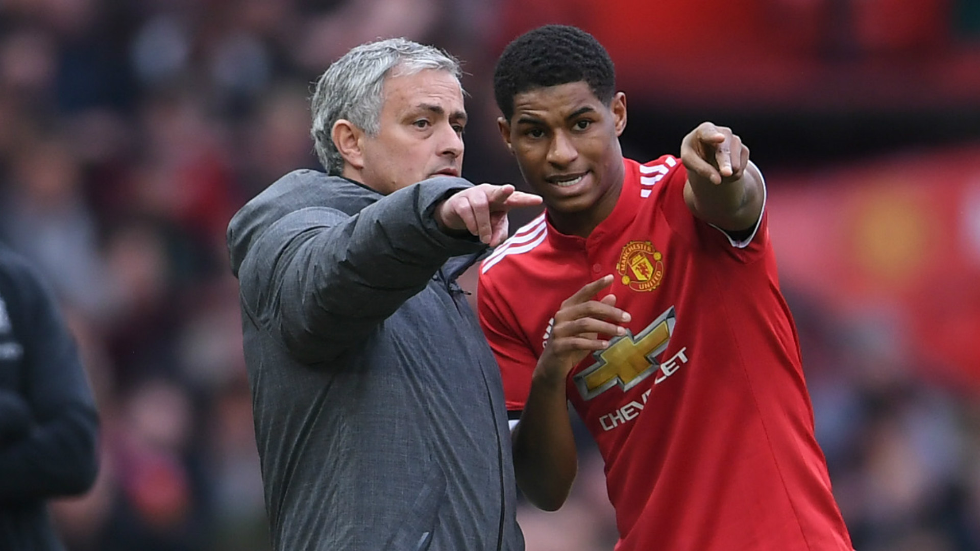 Man Utd attacker Rashford admits he can 'disappear as number nine'