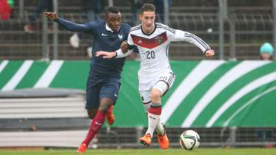 Schalke U17 2013 Neumann