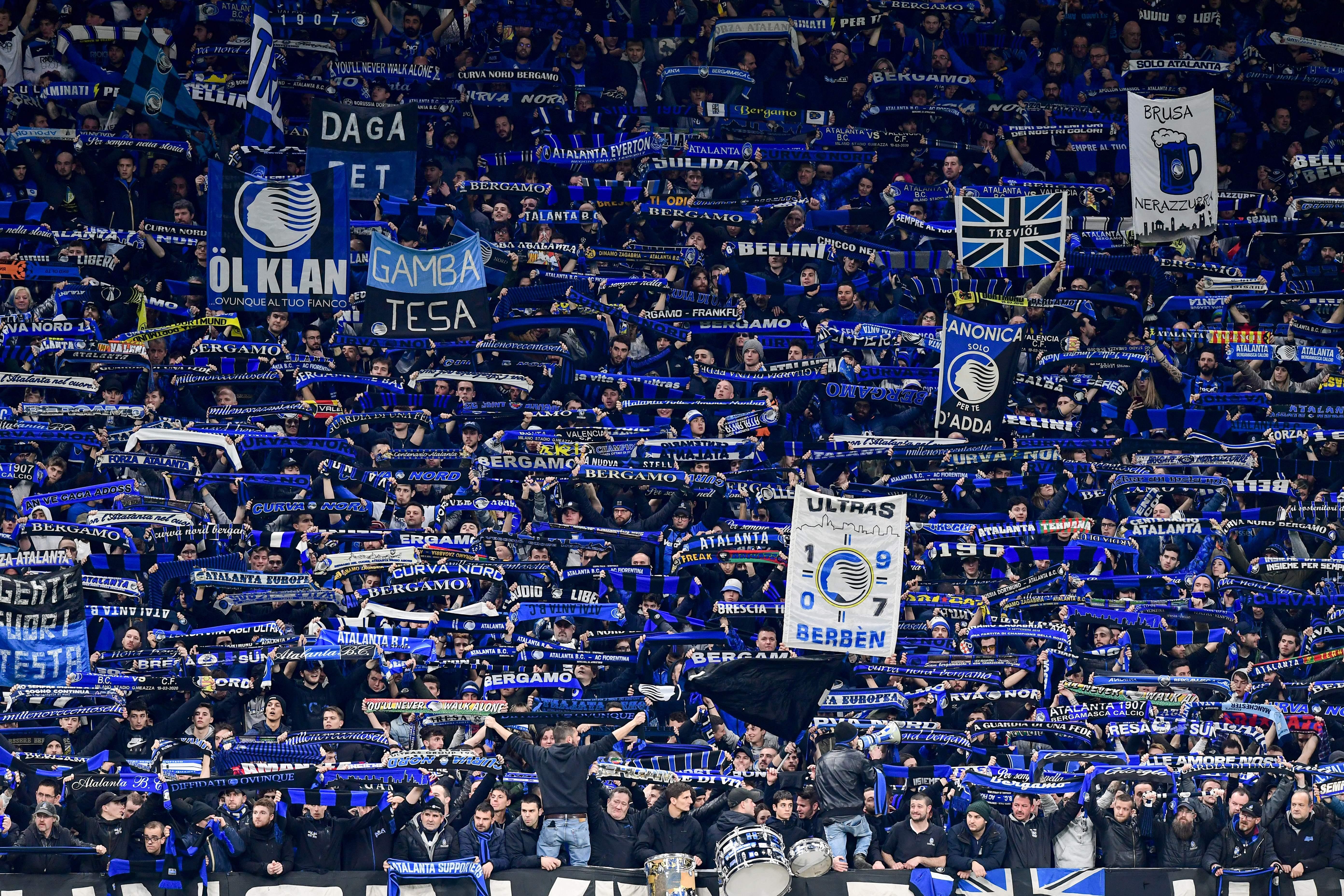 Champions League, l'Atalanta lascia San Siro: potrà giocare a Bergamo