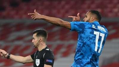 El Arabi Arsenal Olympiakos