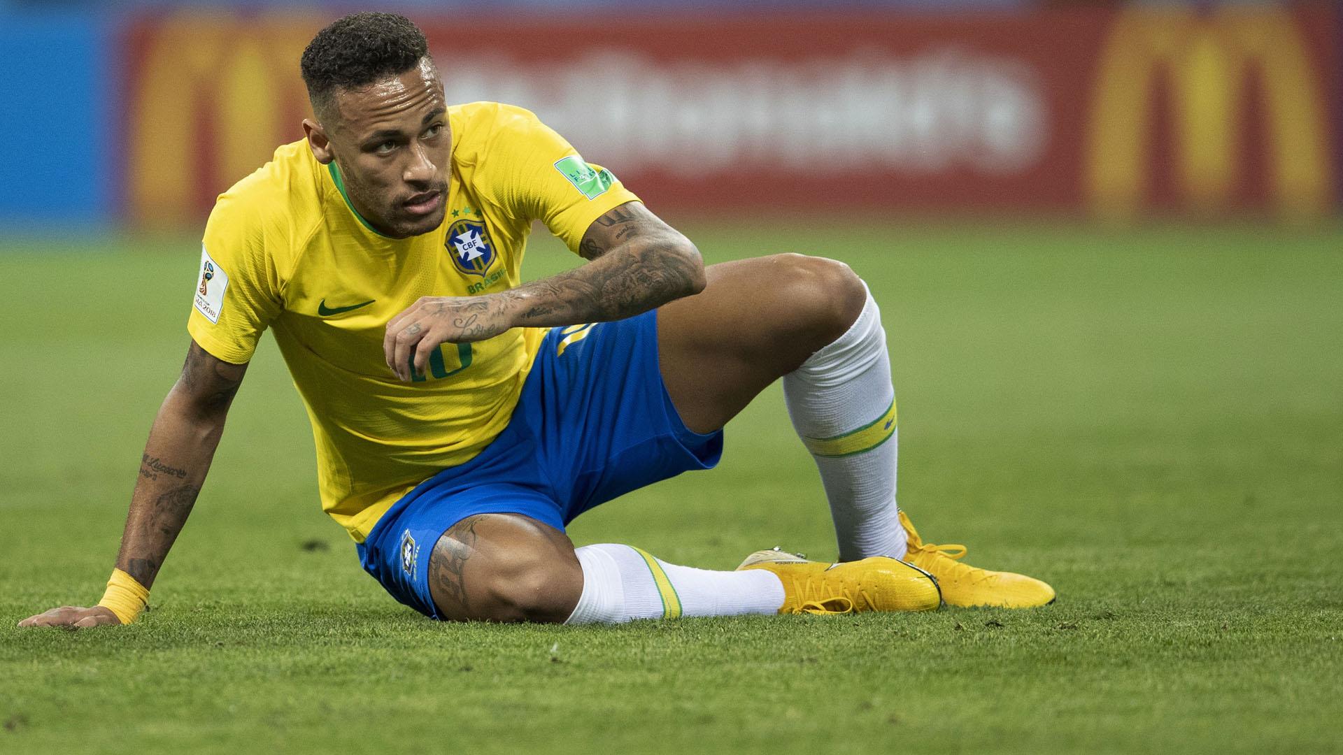Neymar Brasil Copa do Mundo 06072018