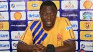 KCCA FC coach Mike Mutebi.