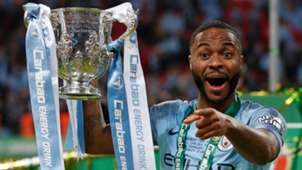 Raheem Sterling Manchester City Carabao Cup
