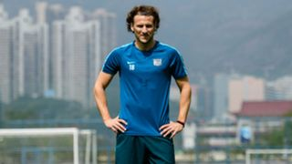 Diego Forlan Kitchee 2018