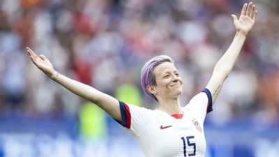 Megan Rapinoe USWNT Women's World Cup 2019