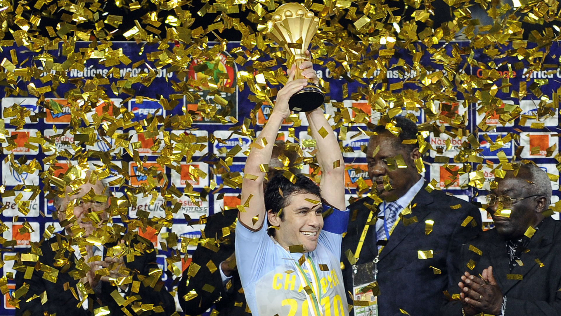 Egypt legend Hassan and the top 10 most capped African men in international football