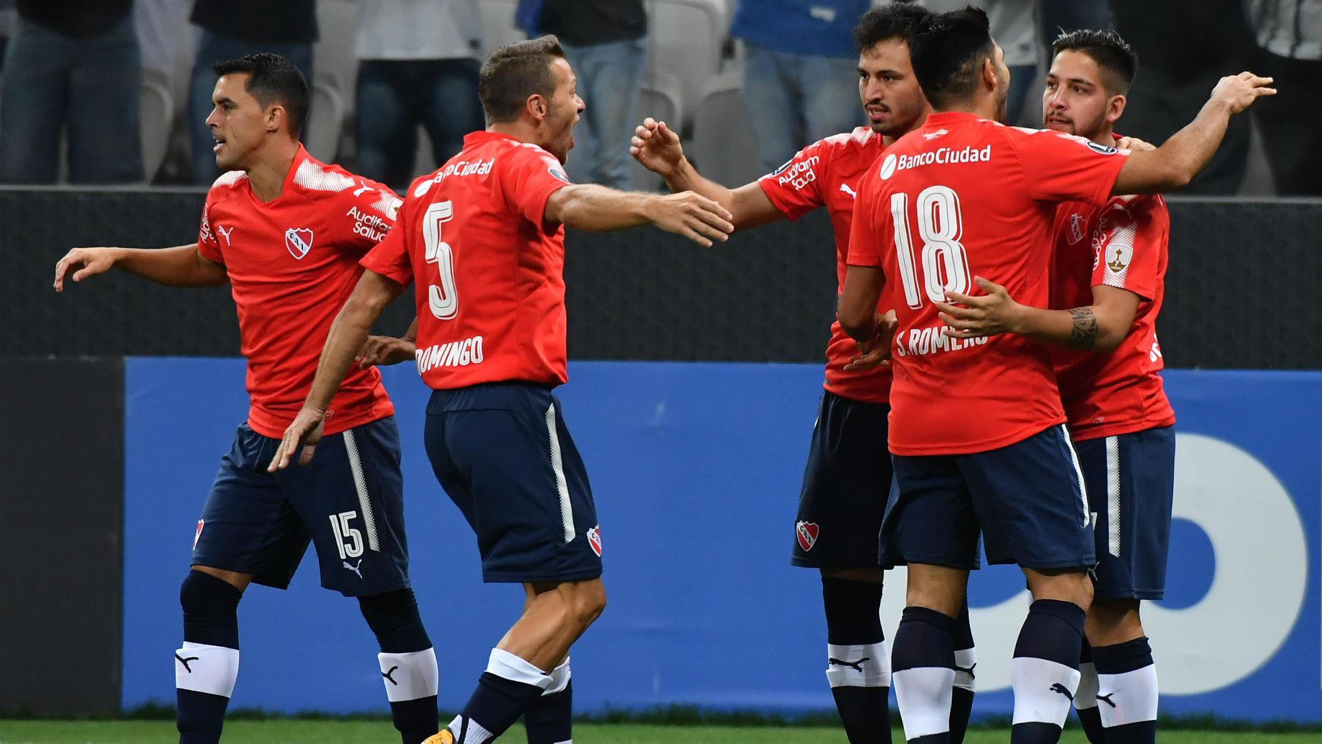 Corinthians Independiente Copa Libertadores 02052018