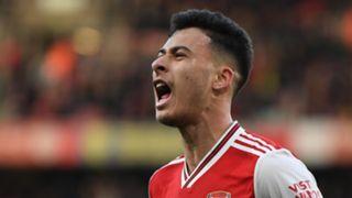 Gabriel Martinelli Arsenal 2019/20