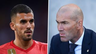 Dani Ceballos Zinedine Zidane Real Madrid