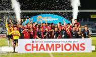 U15 Việt Nam U15 Australia Giải U15 Đông Nam Á 2017