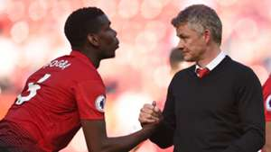 Paul Pogba Ole Gunnar Solskjaer Manchester United 2018-19