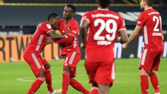 Bvb-Bayern 2021