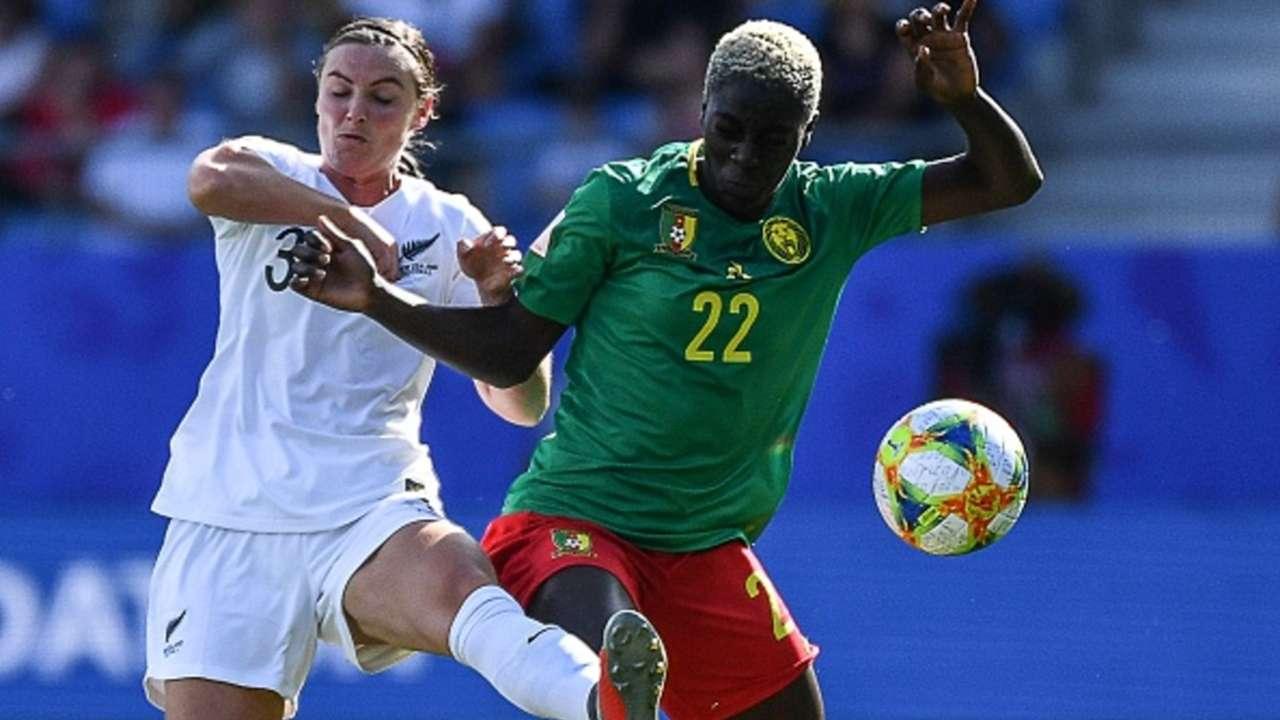 Michaela Abam - Cameroon