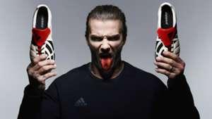 David Beckham Adidas Predator Mania