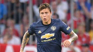 Victor Lindelof Man Utd 2018-19