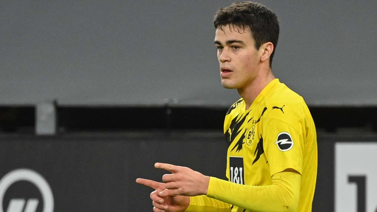 Giovani Reyna Borussia Dortmund 2020