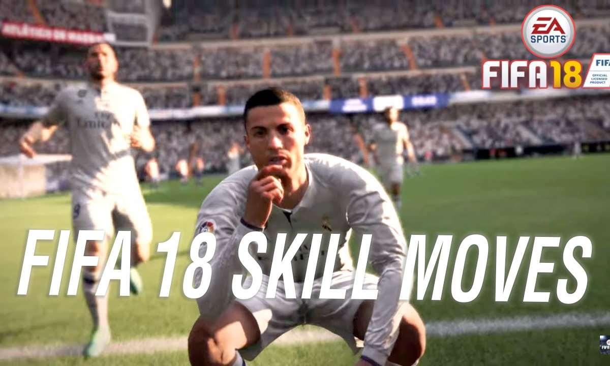 فيفا 2018 حركة المهارات كيف تقوم بجميع المهارات الجديدة ومهارات الخمس نجوم Goal Com