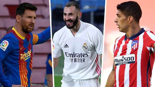 Advantage Real Madrid: Barcelona and Atletico miss their chance to take control of La Liga title race | Goal.com