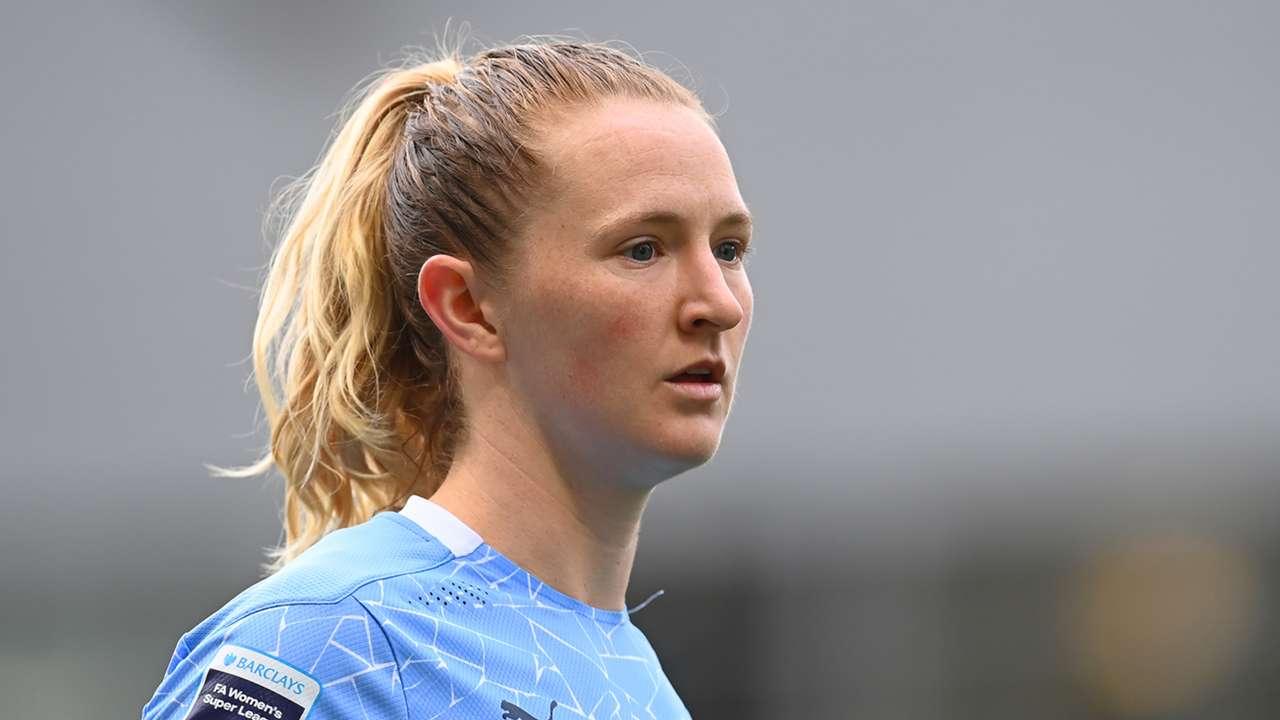 Sam Mewis Manchester City Women 2020-21