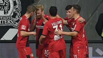 Bayer Leverkusen Eintracht Frankfurt