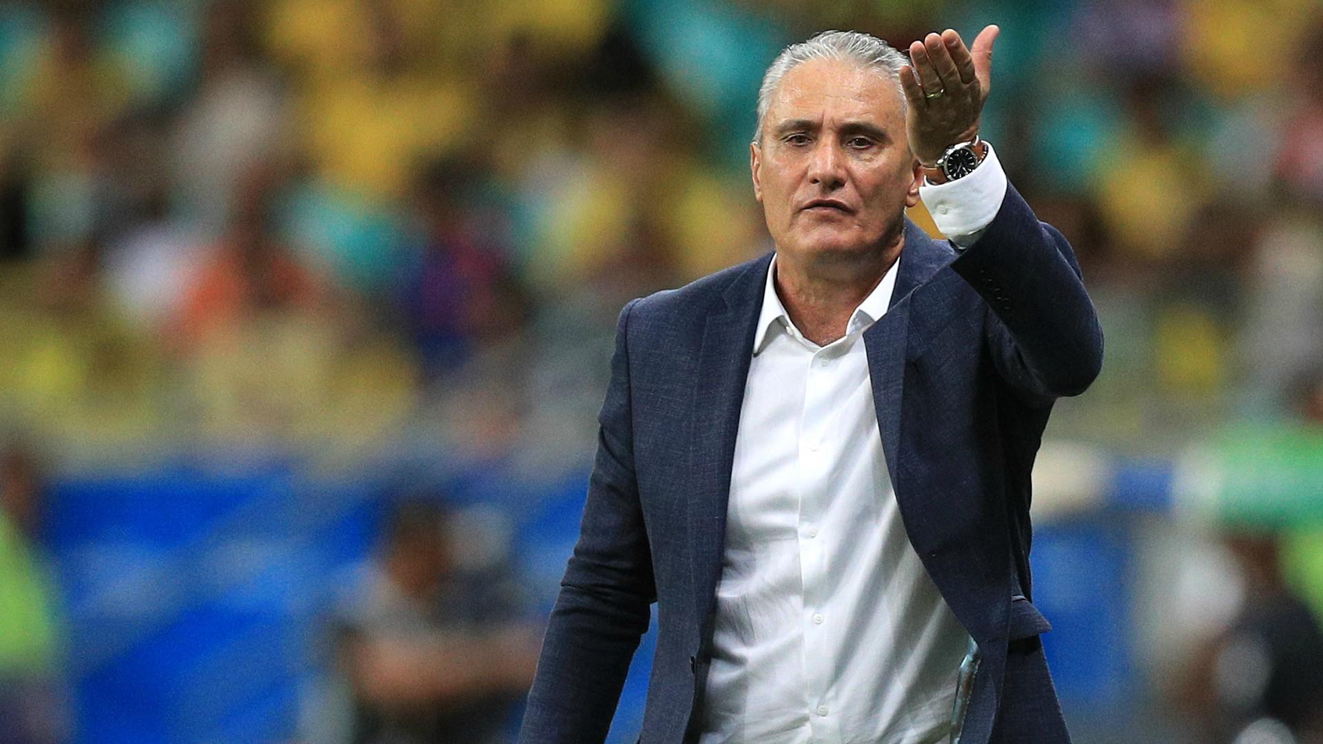 Tite Brazil Copa America