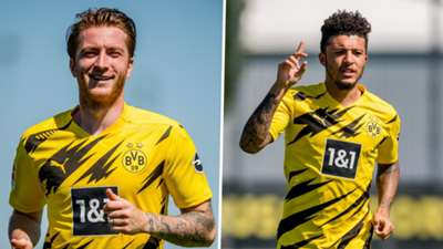 Borussia Dortmund Home Kit 2020/21