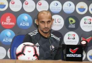 Abdulaziz Al Anberi Sharjah UAE Arabian Gulf League