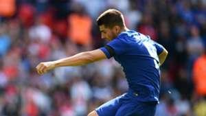 Alvaro Morata Chelsea 2017