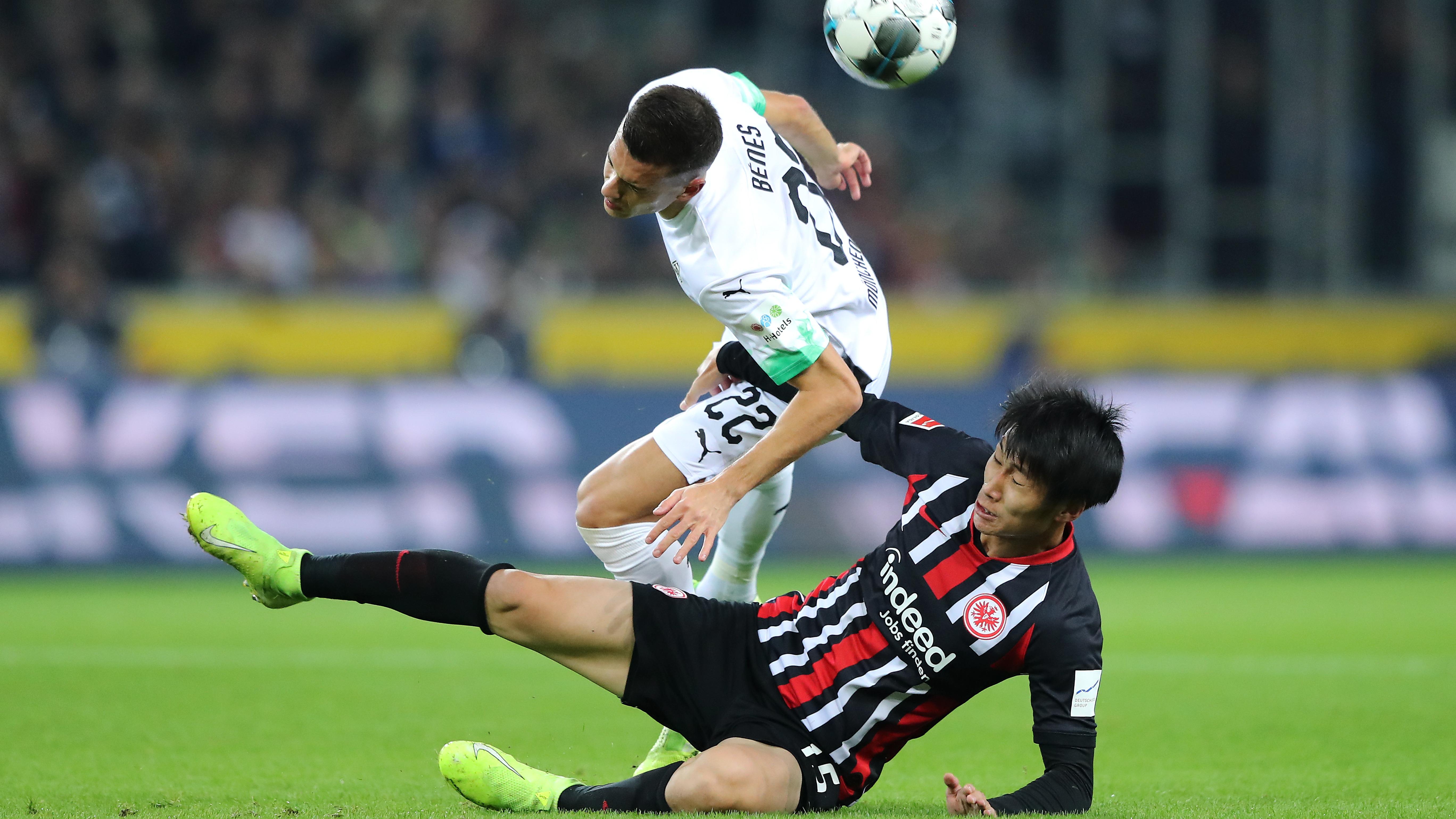 Eintracht Frankfurt vs. Borussia Mönchengladbach: TV, LIVE-STREAM,  Highlights, LIVE-TICKER, Aufstellung und Co. - hier wird die Bundesliga  heute gezeigt | Goal.com