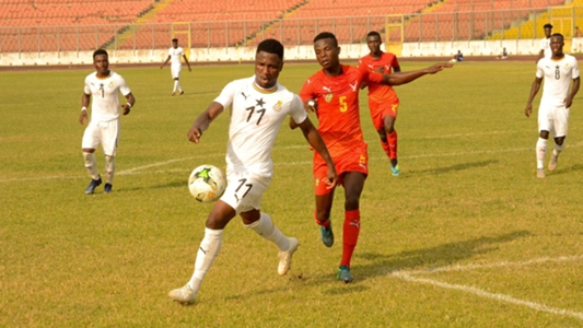 U23 Afcon: My players are ready to deliver - Ghana coach Tanko